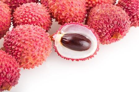 leechee: lychees