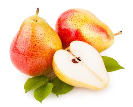 ripe pears Standard-Bild