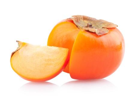 persimmon: caqui maduro