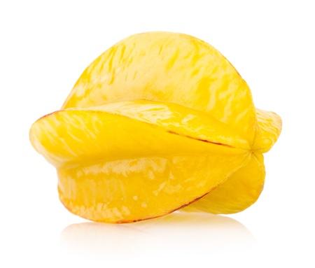 carambola - star fruit Banco de Imagens