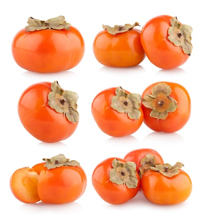 collection of persimmon images