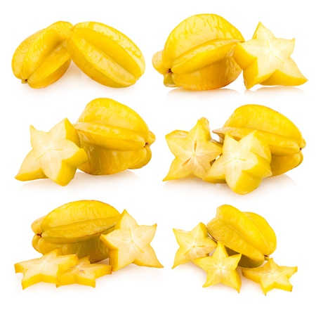 collection of star fruit images