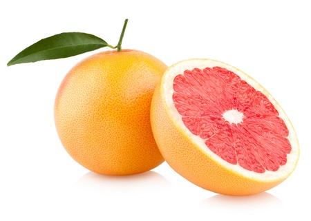 grapefruit: ripe grapefruits