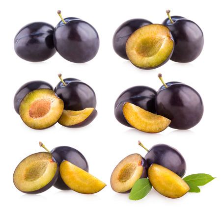 collection of 6 plum images