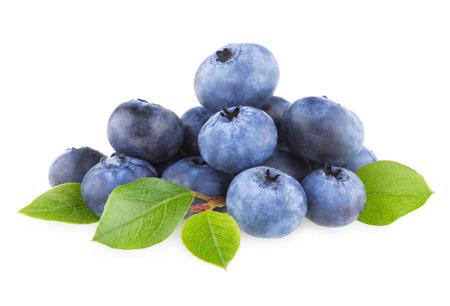 blueberries Standard-Bild