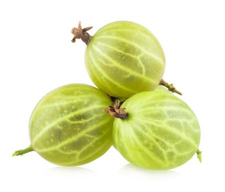 gooseberry: grosellas  Foto de archivo
