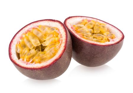 paix�o: passion fruit Banco de Imagens