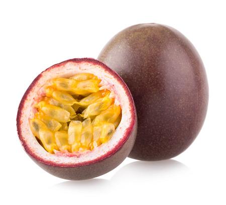 owoców: Owoce męczennicy Zdjęcie Seryjne