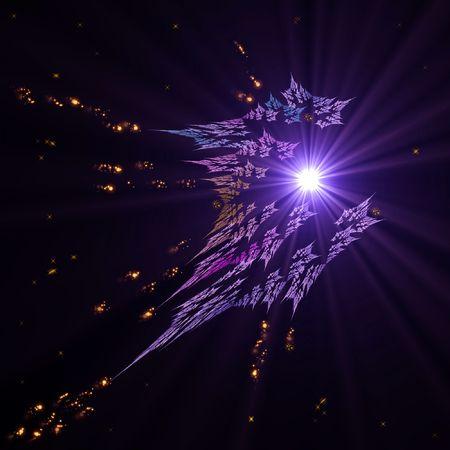 supernova Stock Photo - 2163560