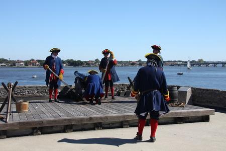 marcos: historical performance in Castillo de San Marcos