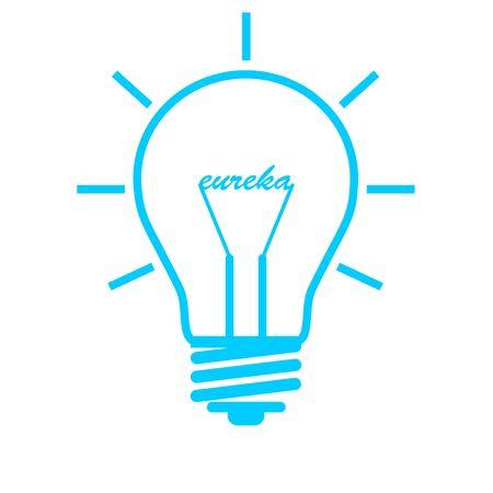 creativeness: bulb Illustration