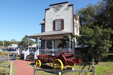 oldest: Oldest store museum in America