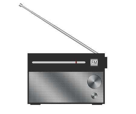 transistor: Radio receiver Stock Photo
