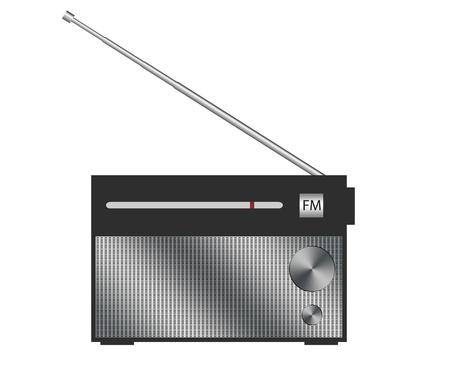 transistor: Receptor de radio