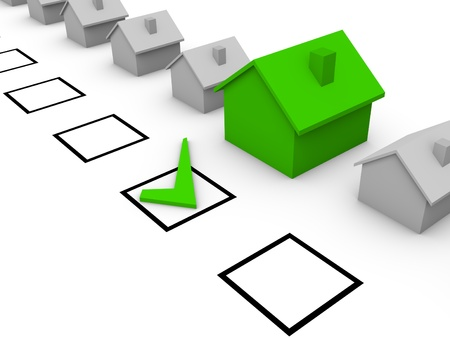 especial: Choice of house