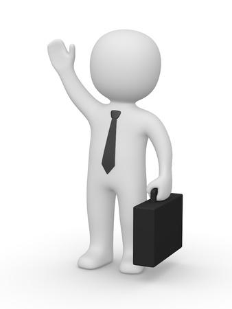 dovere: Imprenditore saluto