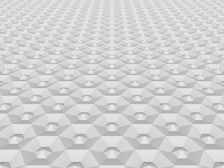 cdma: Abstract background with hexagonal cells Stock Photo