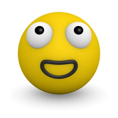 Smiley face Stock Photo - 13097398
