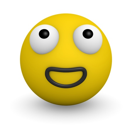 smily face: Smiley face
