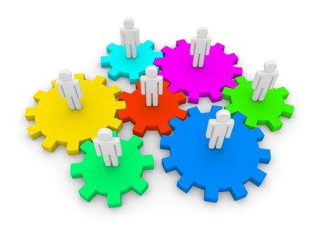 intercommunication: Social interaction