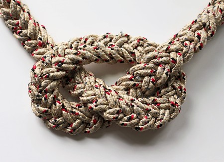 fixed line: Ships rope? Reliable sea knot!