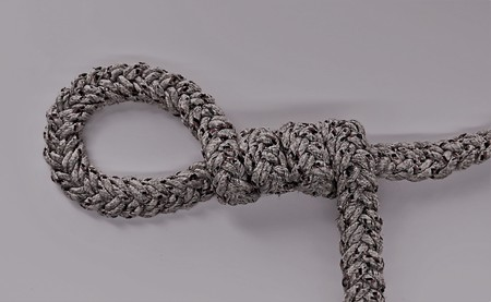 Ships rope? Reliable sea knot!