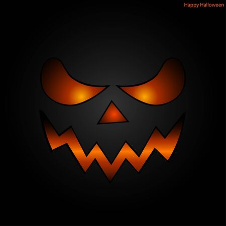 Halloween Mask Face Background