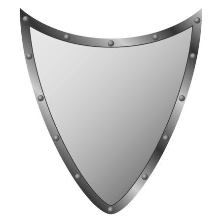 English shield Çizim