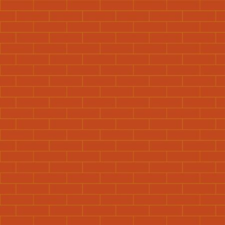 background orange brick wall