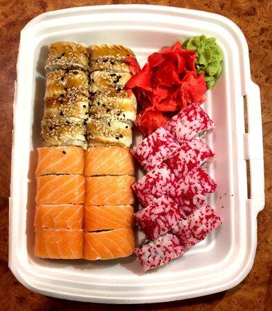 Japanese sushi set philadelphia