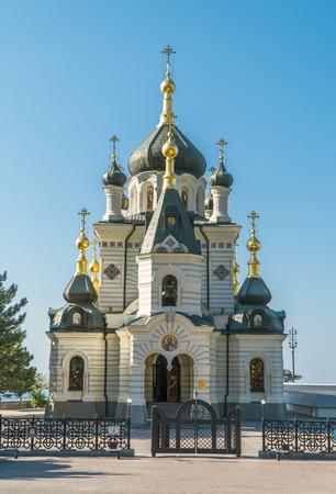 Foros Church of Christs Resurrection, Crimea