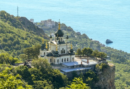 Foros Church of Christs Resurrection, Crimea