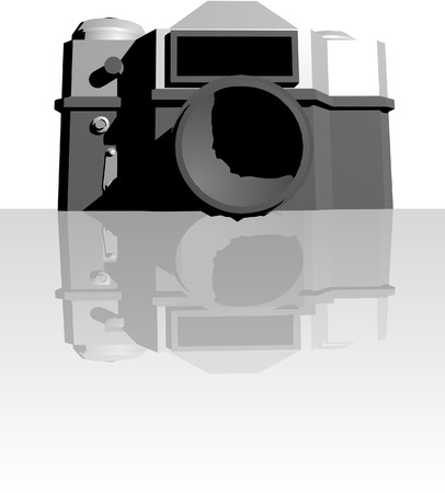 Zenith camera front view