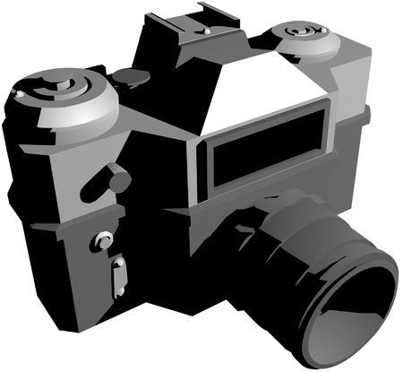 Zenith camera side view