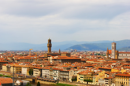 Italy Florence general views of the city