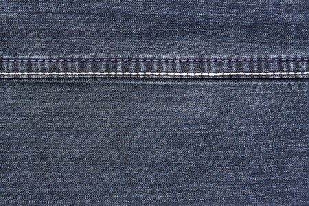Texture,background jeans with stitch