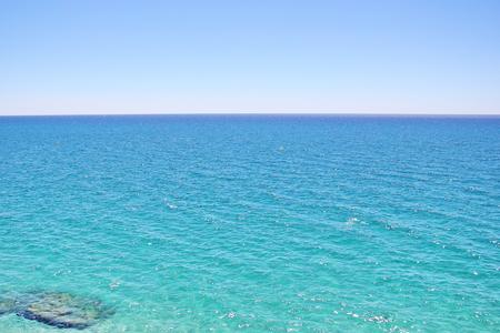 endless: endless turquoise sea