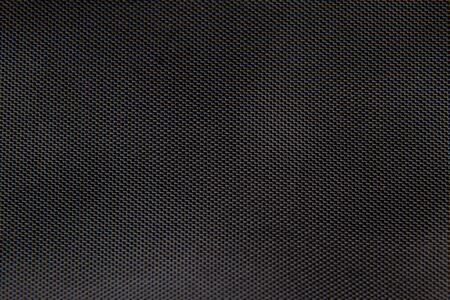 black pleated faux fabric as background Reklamní fotografie
