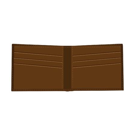 purse: Men purse, purse vector, purse isolated, pocket purse