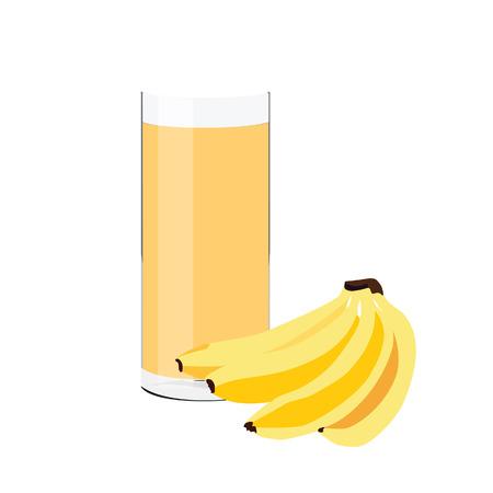 exotic fruit: Banana juice, healthy food, fresh fruit, vegetria food, exotic fruit