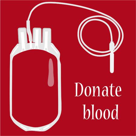 citrate: Blood bag, blood donation, blood tranfusio, medicine