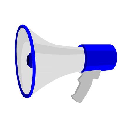 megaphone icon: Megaphone, megaphone isolated, megaphone icon, magephone vector