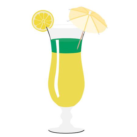 copa martini: Ilustración de la copa de cóctel, cóctel, cócteles bebidas, vidrio potable