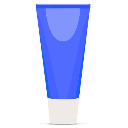 the topical: Cream tube, medical cream, cream isolated, cream vector, topical cream