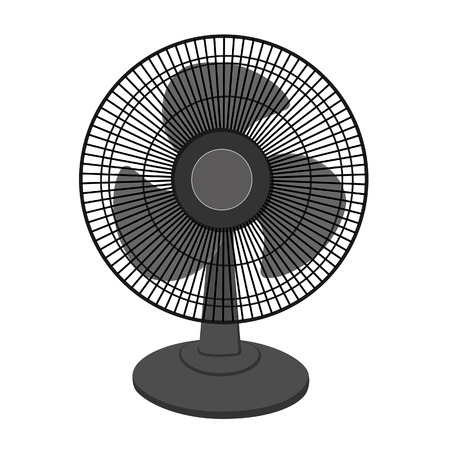 ventilator: Ventilator, fan vector, ventilator vector, ventilator isolated, propeller