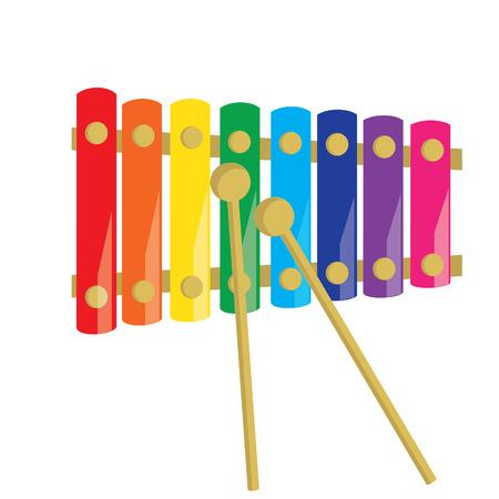 xilofono: Xil�fono, xil�fono aislado, instrumentos musicales, percusi�n, xil�fono ni�os