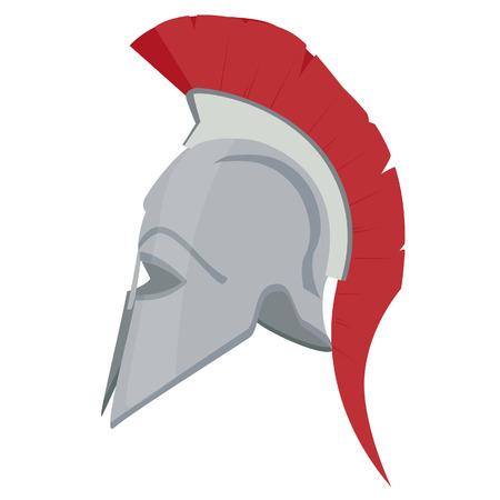 arte greca: Antico, casco greco, casco spartano, casco trojan