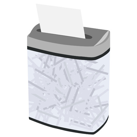 shredding: Shredder, paper shredder, document shredder, paper vector, shredder icon