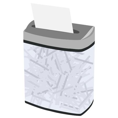 shred: Shredder, paper shredder, document shredder, paper vector, shredder icon