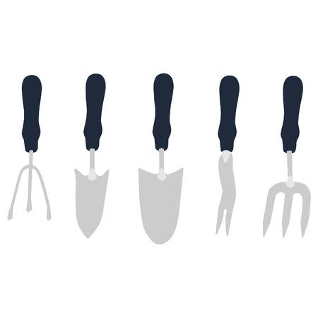 cultivator: Garden tools, garden shovel, garden fork, cultivator